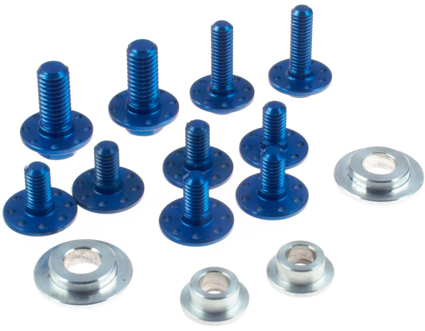 Kit de Parafusos ERGAL Para Plásticos XFUN X-FUN