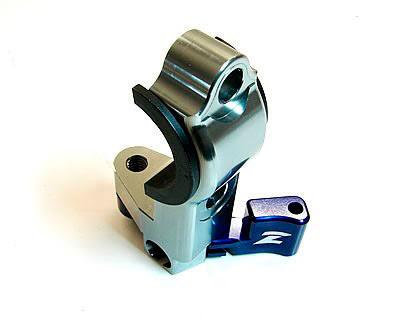 Manete de ar quente rotativa CNC DIREITA ZAP Technix
