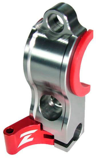 Manete de ar quente rotativa CNC ZAP ESQUERDA Technix