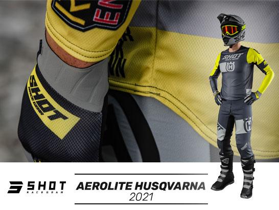 SHOT 2021 - Aerolite Husqvarna