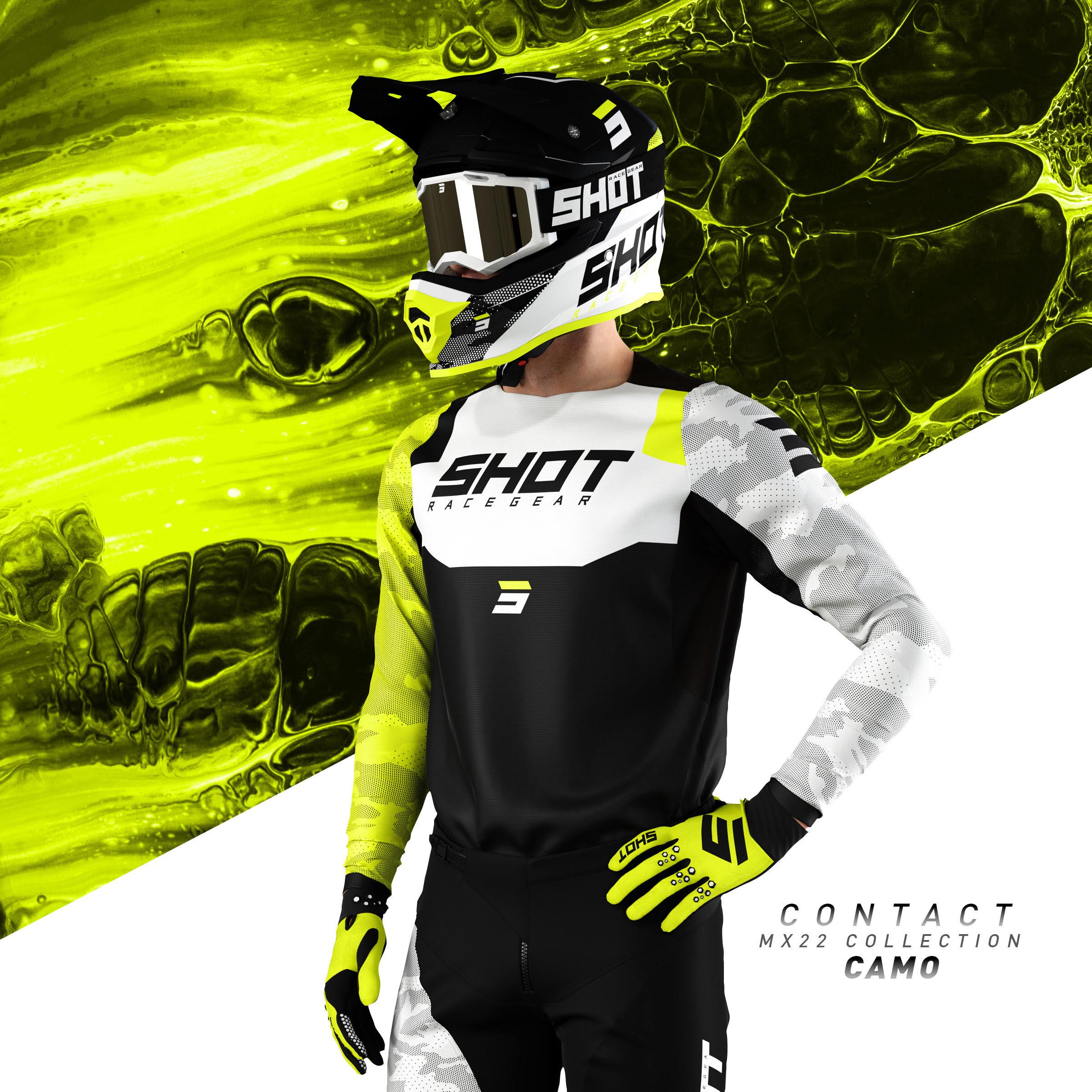 SHOT 2022 - Contact Camo