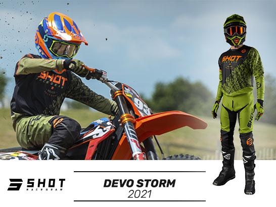 SHOT 2021 - Devo Storm